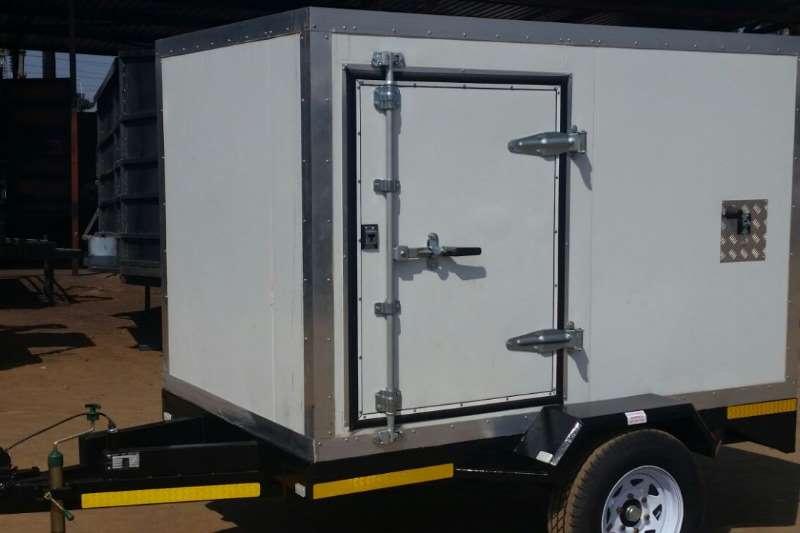 Platinum Coldroom trailer Agricultural trailers