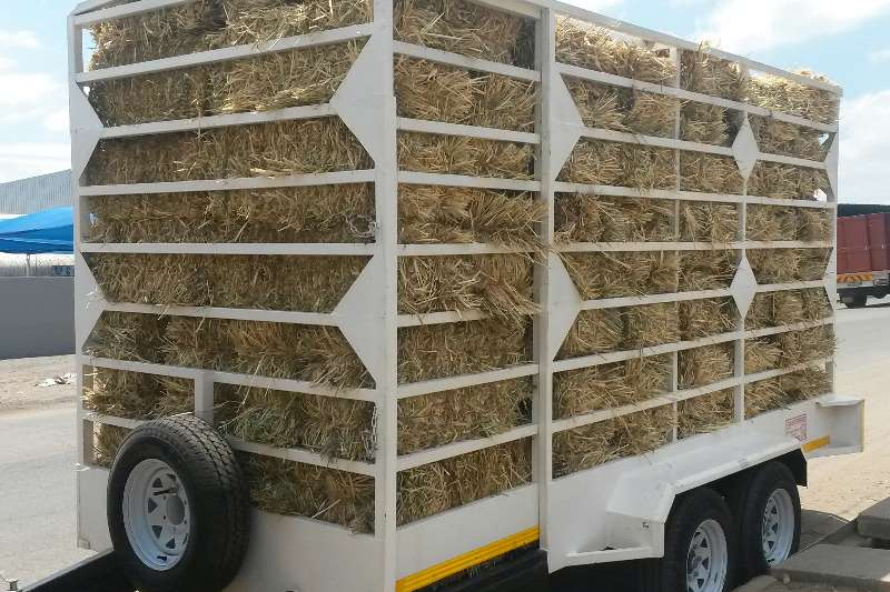 Platinum Grain trailers Lucern trailer Agricultural trailers
