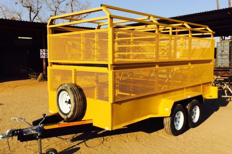 Agricultural Trailers Platinum Livestock Trailers Sheep trailer 2018
