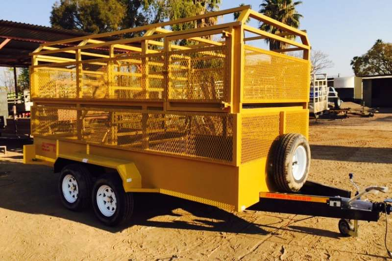 Platinum Livestock trailers Sheep trailer Agricultural trailers