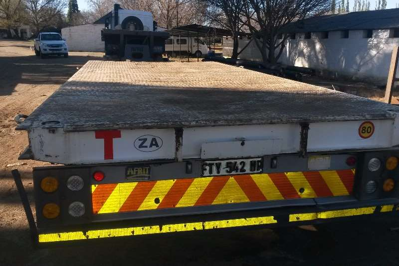 Platinum Other agricultural trailers AFRIT Gooseneck Lowbed trailer Tri Axle Agricultural trailers