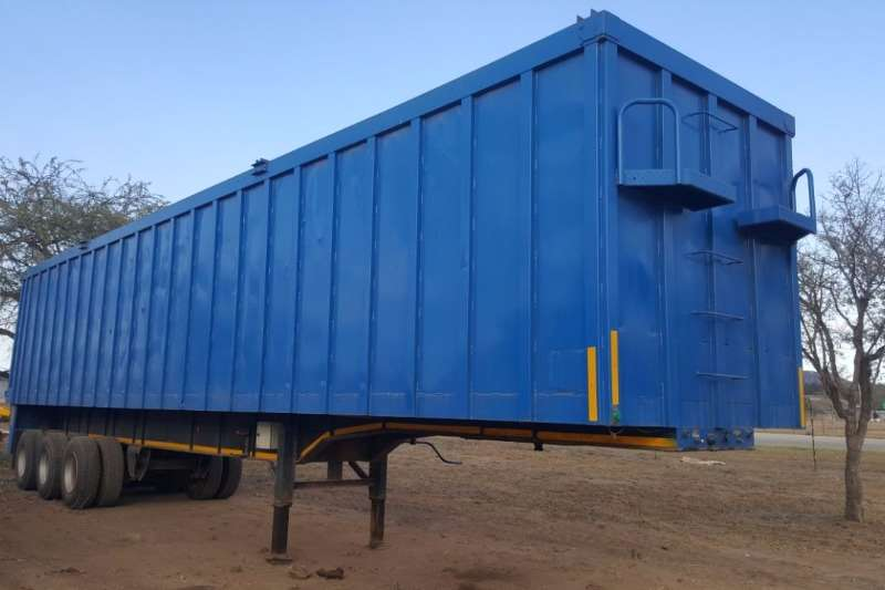 Walking Floor trailer 30 Ton Agricultural trailers