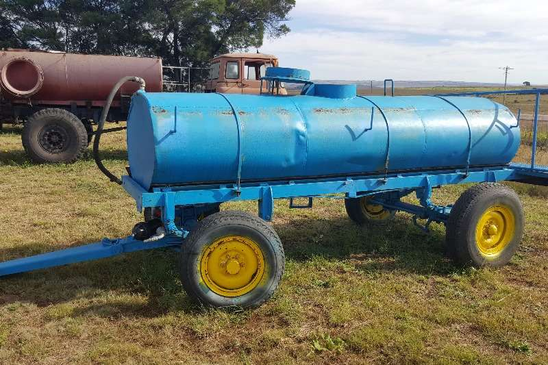 Water trailers 3000 litre watertank Agricultural trailers