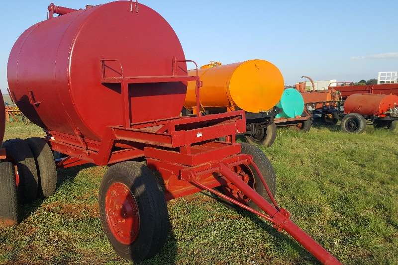 Water trailers 4000 litre water trailer Agricultural trailers
