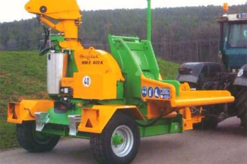 Other chippers Heizohack Heavy Duty Wood Chipper Chippers