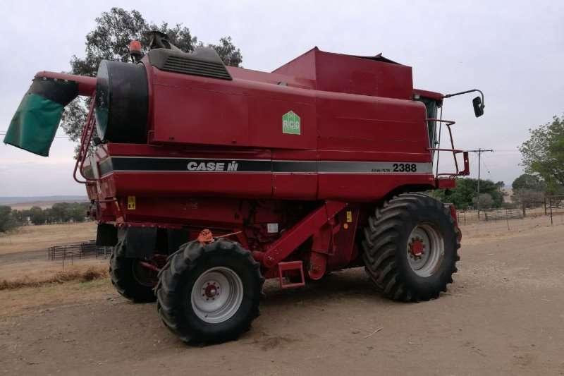 Case 2008 Case 2388 Stroper Combine harvesters and harvesting equipment