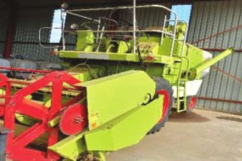 Claas Claas Harvester Combine harvesters and harvesting equipment