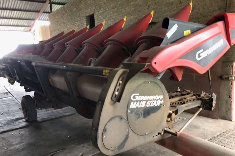Geringhoff GERINGHOFF MAIS STAR Combine harvesters and harvesting equipment