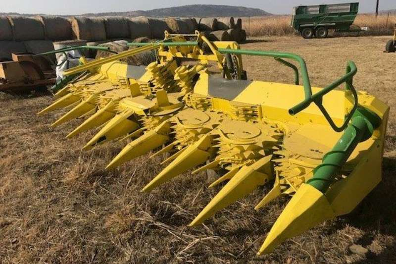 John Deere Pick-Up headers 360 Header Combine harvesters and harvesting equipment