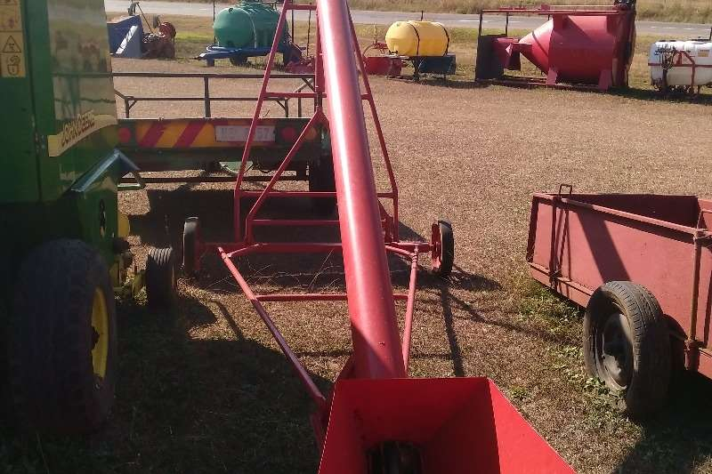 Combine Harvesters and Harvesting Equipment Maize Auger - 4metre x 100mm Phase 0