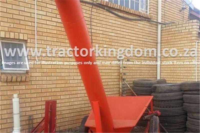 Combine Harvesters and Harvesting Equipment Other Other Combine Harvesters and Harvesting Equipment Auger 0