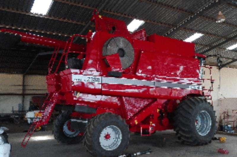 Combines & Harvesters Case 2388 Combine Harvester Refurbished 0