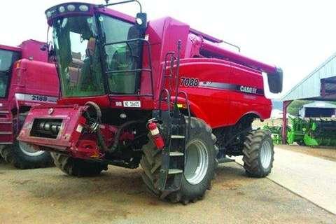 Case 7088 Drum- Combines & harvesters