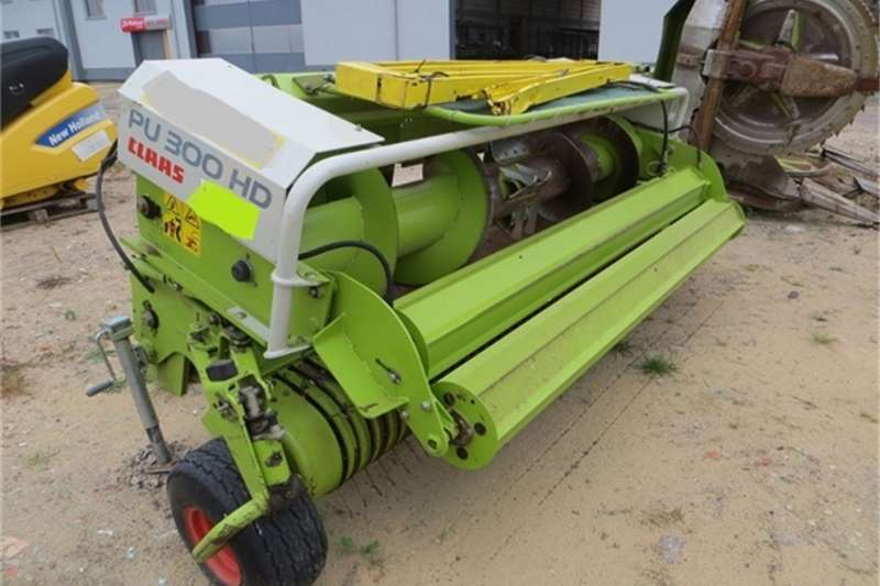 Combines & Harvesters Claas PU300 GRASS HEAD  0