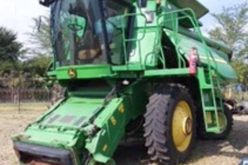 John Deere 9670 STS Combines & harvesters