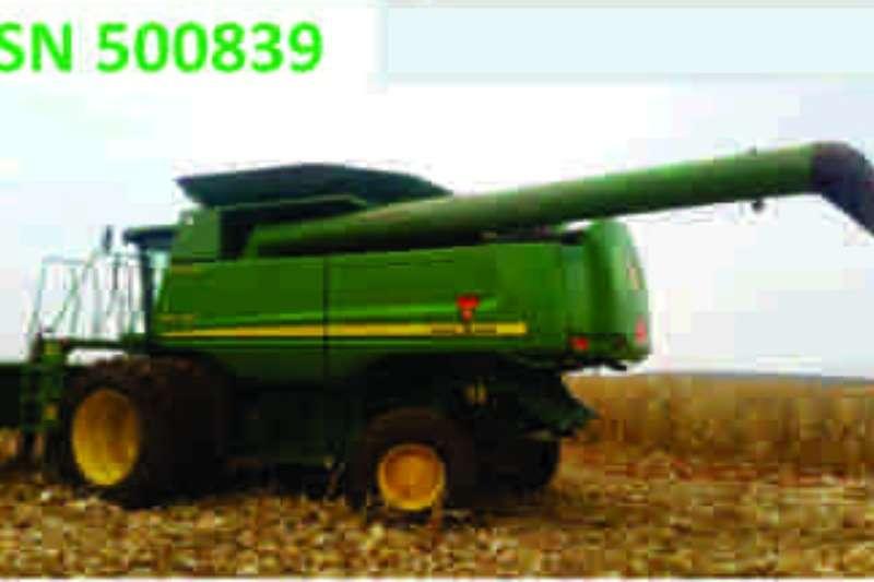 John Deere 9770 STS Combines & harvesters