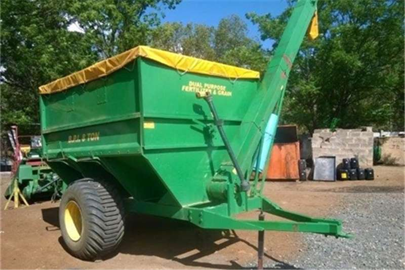 Combines & Harvesters Other BPI 8 Ton  0