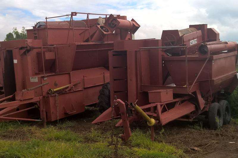Other Harvesters Combines & harvesters