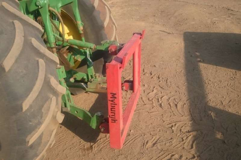 Stroper Tafel opteller Combines & harvesters