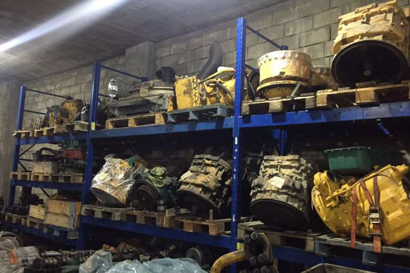 Volvo and Caterpillar machine parts Components and spares