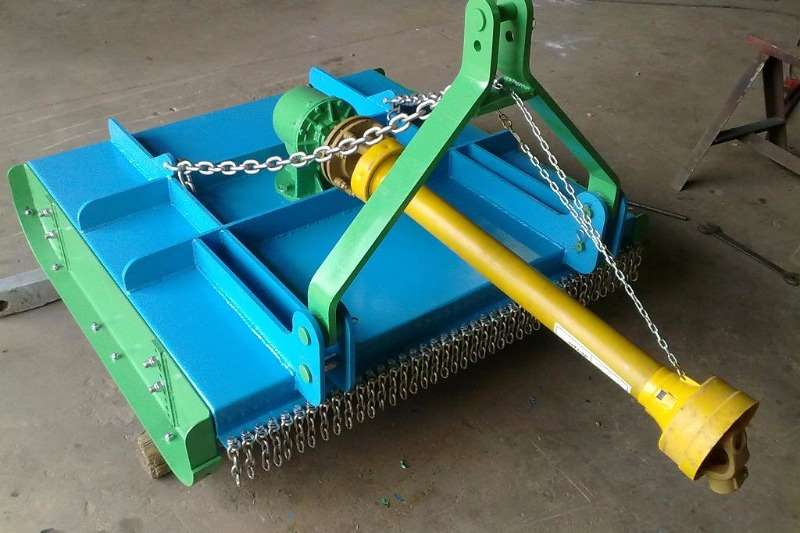Cutters and Shredders Graanland Other Cutters and Shredders 1.2m Heavy duty Slasher - Bossieslaner 2017