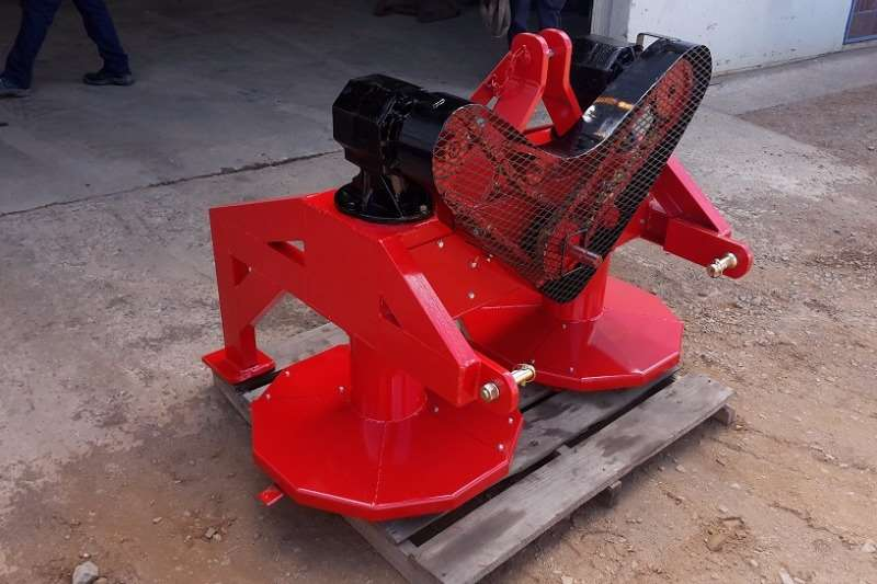 Cutters and Shredders Graanland Other Cutters and Shredders Twin Drum mower 2017