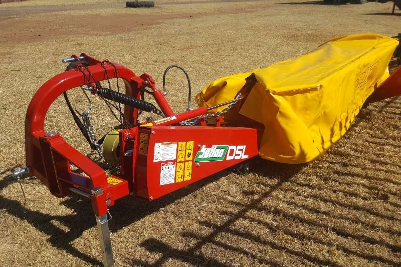Cutters and Shredders New 5 tol disc mower 0