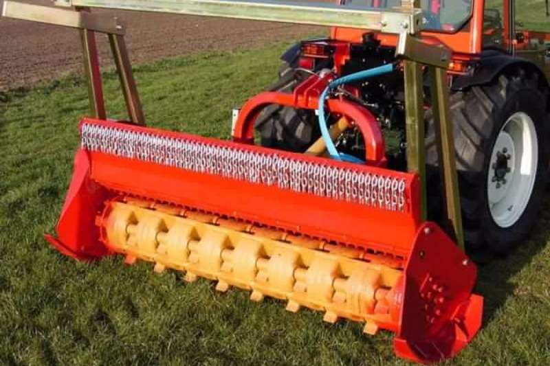 Other Other cutters and shredders Seppi Mulcher Cutters and shredders