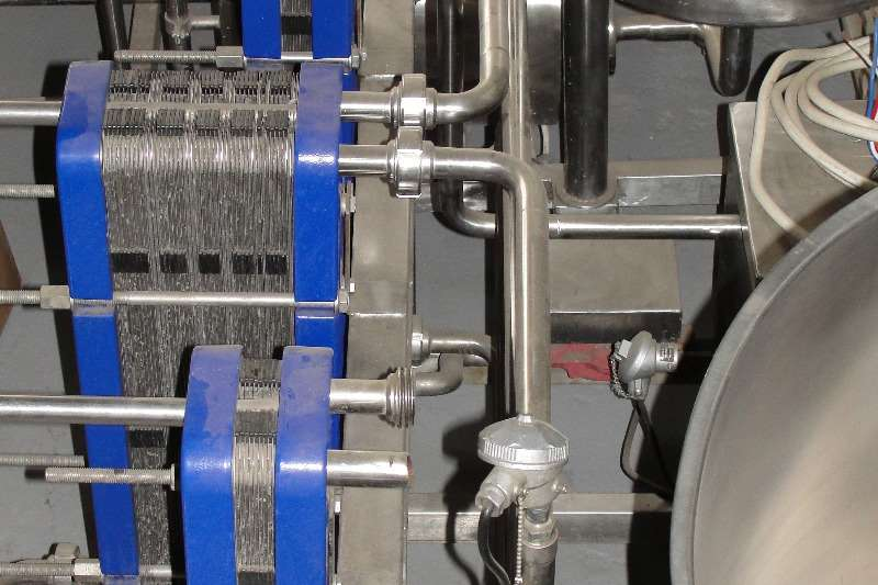 Pasteurizers Inline Pasteurizer Dairy farming