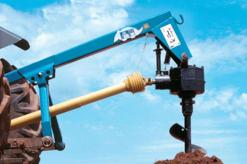 Tatu Grondboor 225mm,300mm & 450mm 30kw Digger