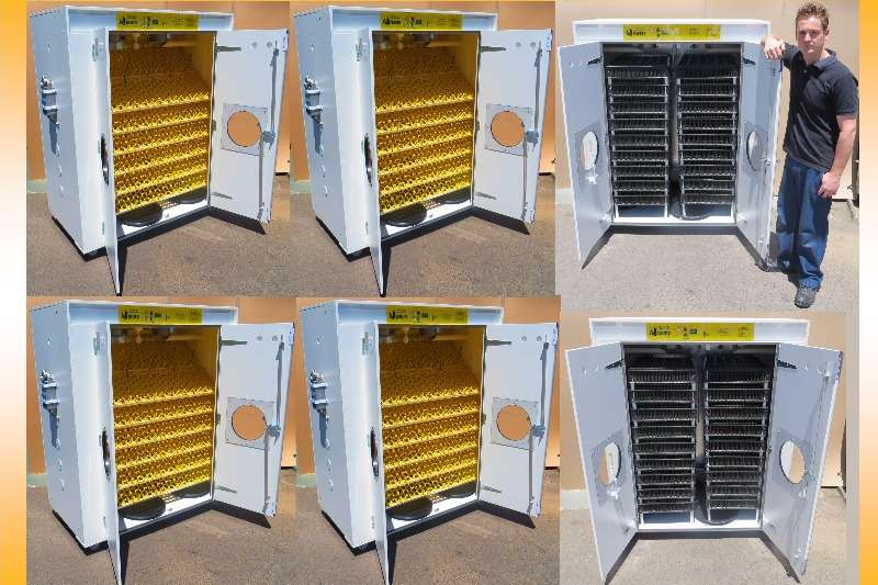Surehatch SH14400 Hatchery Set Up Egg incubator