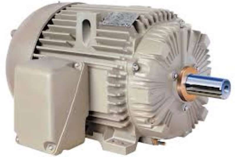 Electric Motors - Elektriese Motors Electric motors / elektriese motors