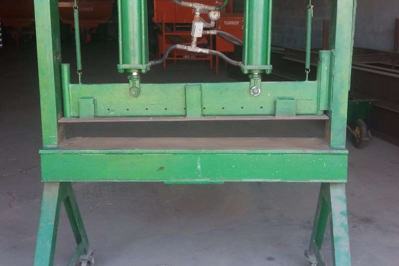 Press & Bending Machine Electric motors / elektriese motors