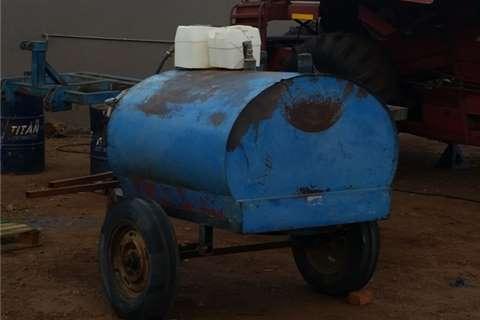 Farm Trailers 700l diesel bouser  2014