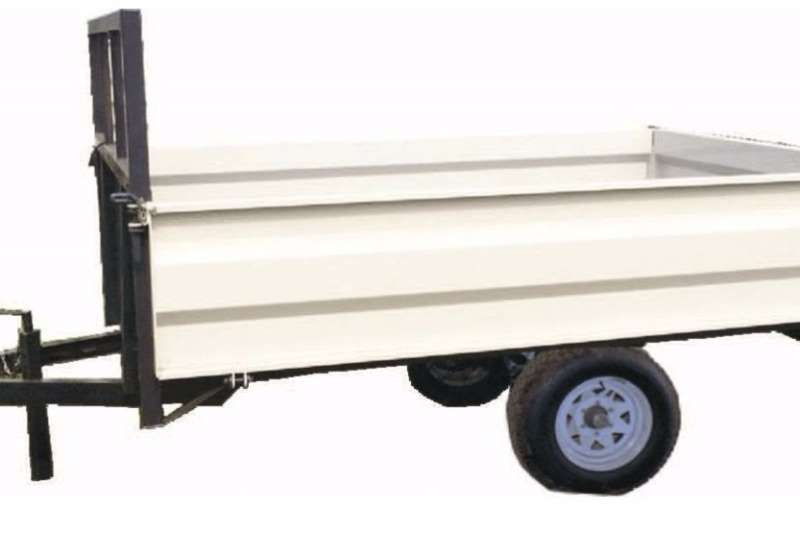 Dicla Farm Trailer 3.5 ton Farm trailers