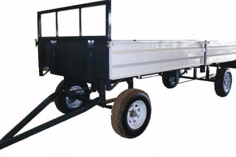 Dicla Farm Trailer 6 ton Farm trailers