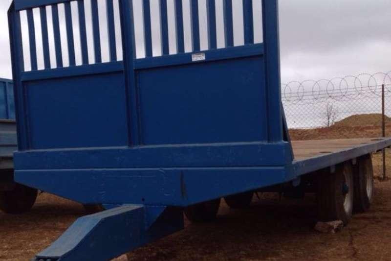 Flat Deck Trailer Farm trailers