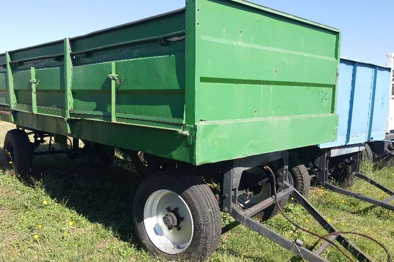Other 10 ton side tipper Farm trailers