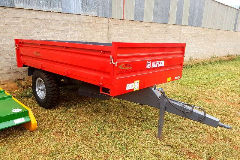 Farm Trailers Other 5 Ton heavy duty tip trailer 2017