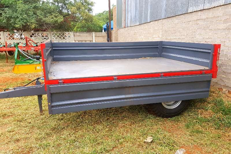 Other 5 Ton heavy duty tip trailer Farm trailers
