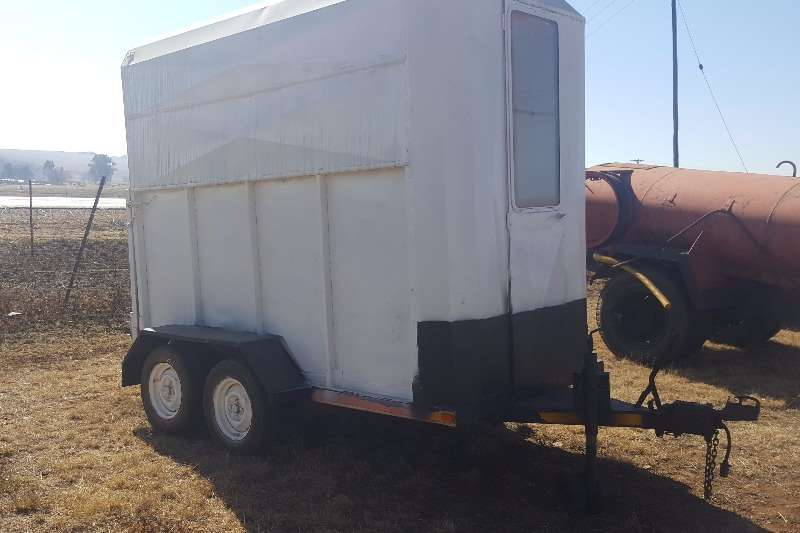 Other Horse Box with papers Farm trailers