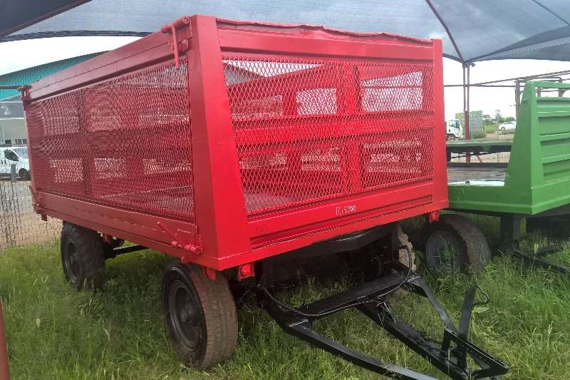 Farm Trailers Other Trailer with Sides 0