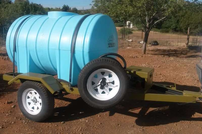 Other YSTERVARK 1000L DIESELKAR Farm trailers