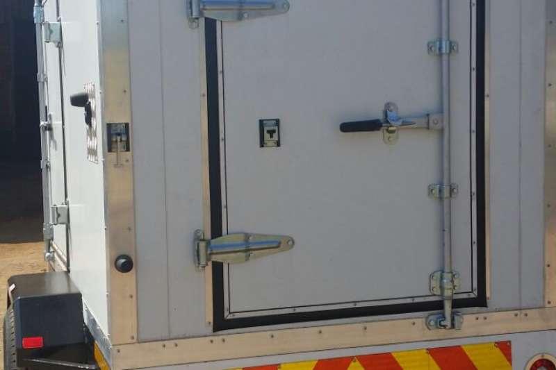 Platinum Coldroom trailer Farm trailers