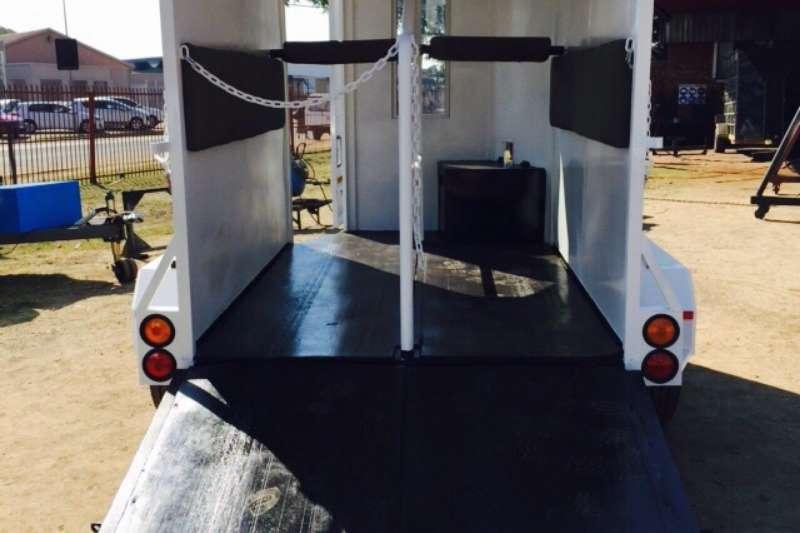 Platinum Horse box trailer Farm trailers