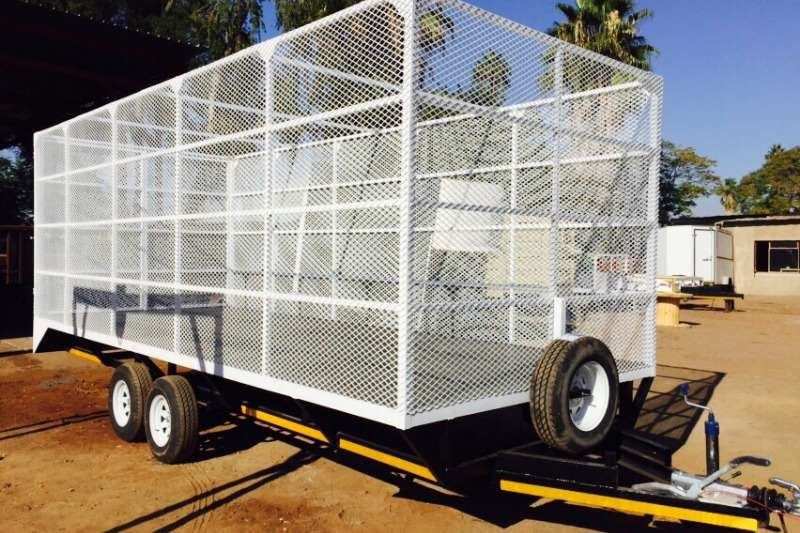 Platinum Recycle trailer Farm trailers
