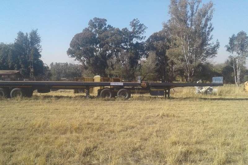 Farm Trailers Superlink motor trail 2013