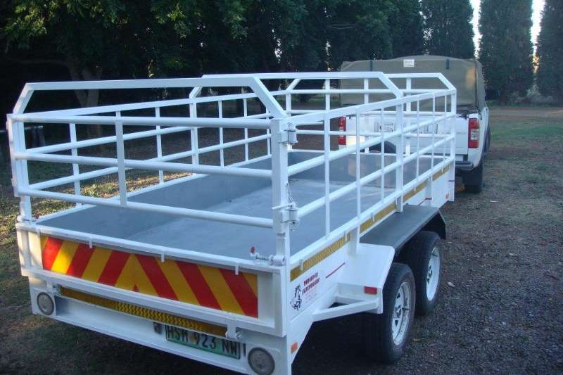 Farm Trailers Vencedor 2 ton Trailer 0