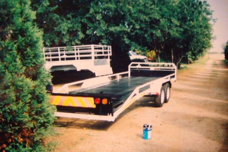 Farm Trailers Vencedor 5 meter Low Bed Trailer 0