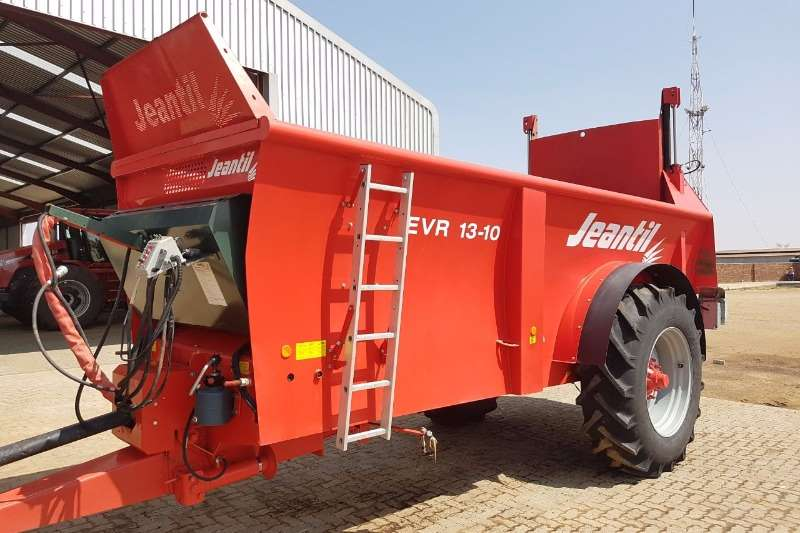 Other feed mixers Jeantill EVR 13 10 Feed mixers